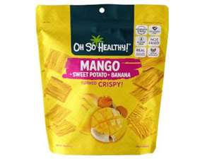 Picture of Fruit Crisps Mango Sweet Potato Banana - Oh So Healthy