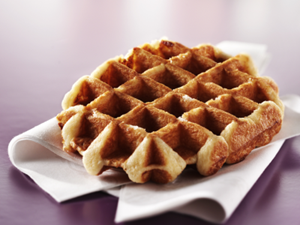 Picture of Belgian Liege Waffles