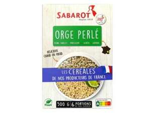 Picture of Pearl Barley - Sabarot