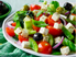 Picture of Greek-Style Feta Cheese in Olives & Herbs