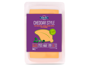 Picture of Cheddar Slices (non-dairy)