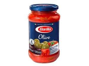 Picture of Barilla Olive Sauce