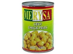 Picture of Canned Chickpeas (Garbanzo)