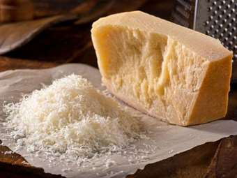Picture of Parmesan Cheese (grated)