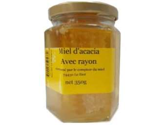 Picture of Acacia Honey with Comb