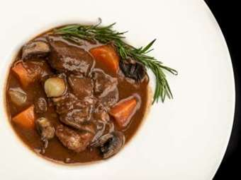 Picture of Traditional Beef Bourguignon