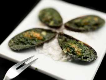 Picture of Mussels in Garlic Butter