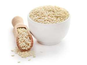 Picture of Aqua Hulled Sesame Seeds