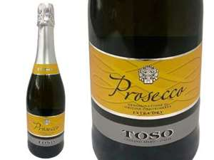 Picture of Toso Prosecco Spumante - Extra Dry