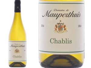 Picture of Mauperthuis Chablis 2018