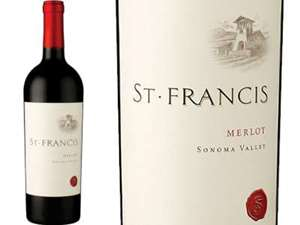 Picture of St. Francis Merlot