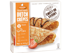 Picture of 8 Plain Crepes