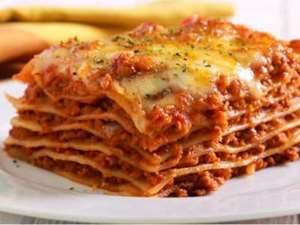Picture of Angus Beef Lasagna - Individual size
