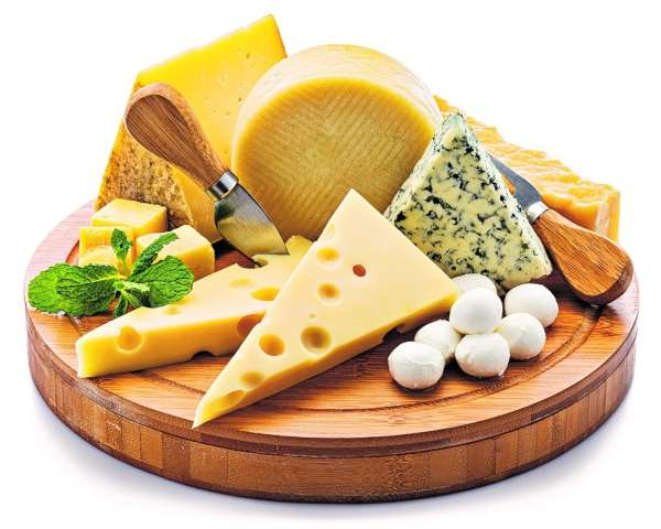 Cheeses & Dairy