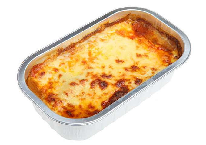 Frozen ready meals to share