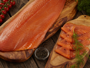 Picture of Smoked Salmon 500g