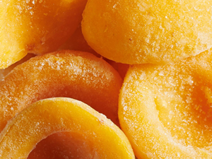 Picture of Frozen Apricots