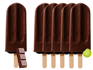 Picture of Lite Pops - Double Choco