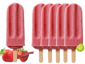 Picture of Milky Pops - Strawberry